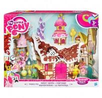 """Коллекционный игровой набор""""Сахарный дворец"""" My Little Pony"""