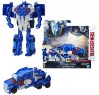 Transformers Hasbro C0884/C1312 Трансформеры 5: Уан-степ Оптимус Прайм