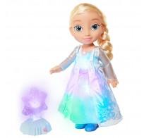 Кукла Принцесса Эльза Северное сияние с микрофоном Холодное Сердце Дисней