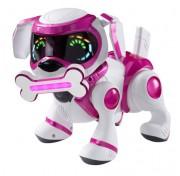 Teksta Robotic Puppy. Интерактивная собака робот Текста  (розовый)