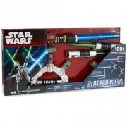 Электронный именной меч Star Wars Bladebuilders Hasbro