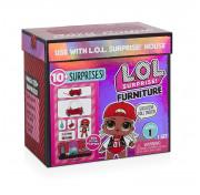 Набор мебели с куклой M.C. Swag L.O.L. Surprise! Салон красоты LOL Furniture Beauty Salon, 564096