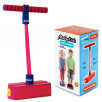 Тренажер для прыжков Moby Kids Jumper розовый 68556 (звук)