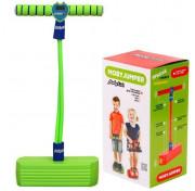 Тренажер для прыжков Moby Kids Moby-Jumper со счетчиком, светом и звуком (68558) зеленый