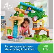 Дом Арка Fisher Price зоопарк сафари FHF35 Mattel