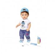 Кукла Baby Born Модный Братик с аксессуарами 43 см 826-911Zapf Creation