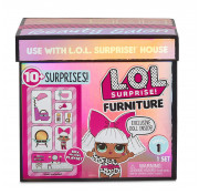 Набор мебели с куклой Diva L.O.L. Surprise! ЛОЛ - Салон красоты LOL Furniture Beauty Salon, 564102
