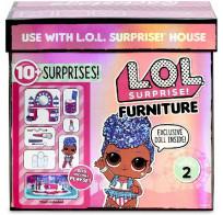 Набор мебели Furniture Гримерка с Independent Queen (2 серия) 564942 MGA Entertainment
