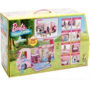 Волшебный раскладной фургон Barbie для путешествий Барби FBR34 DreamCamper Mattel