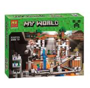 Конструктор BELA My World 10179 Шахта Minecraft