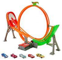 Автотрек Экшн Безумный форсаж - набор игровой Hot Wheels FCF18