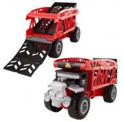 Большой грузовой тягач Hot Wheels Монстер трак FYK13 Mattel