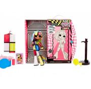 Кукла LOL Surprise! OMG Lights Angles (светящиеся в темноте) Fashion Doll 15 Surprises