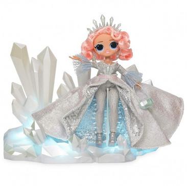 Кукла ЛОЛ Хрустальная Звезда L.O.L. OMG Surprise Winter Disco Crystal Star 559795