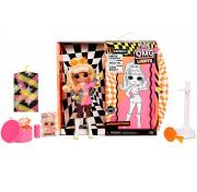 Кукла MGA Entertainment LOL Surprise OMG Lights Series - Speedster 565161 (светящаяся в темноте) Fashion Doll 15 Surprises