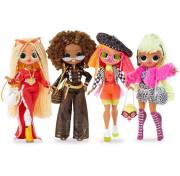 Игровой набор LOL Surprise! OMG 4 Pack Complete Collection - Полная коллекция кукол 1 серии 422020-INT