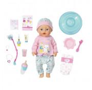 Игрушка BABY born Кукла Интерактивная Чистим зубки, 43 см, Zapf Creation 827-086