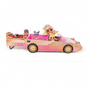 ЛОЛ Кабриолет 2 в 1 с бассейном LOL Surprise Car-Pool Coupe with Exclusive Doll 565222 MGA Entertainment