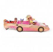 ЛОЛ Кабриолет 2 в 1 с бассейном LOL Surprise Car-Pool Coupe with Exclusive Doll 565222 MGA Entertainment