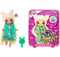 Кукла Na Na Na Surprise Teens Chihuahua girl - Carmen Linda, собачка чихуахуа - новые куклы со съемными одеждой и шляпками. 573883