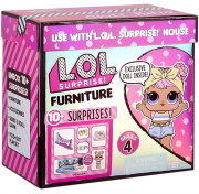 Набор с куклой LOL Surprise Furniture series 4 Doll Patio Furniture Set 572633