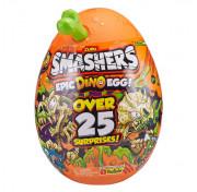 Гигантское яйцо динозавра 7448 игровой набор сюрприз Zuru Smashers