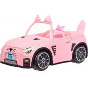 Мягкий плюшевый кабриолет MGA Entertainment Na Na Na Surprise Автомобиль Pink 572411