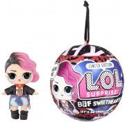 Кукла LOL Surprise Limited Edition BFF Sweethearts Rocker Doll - Кукла сестра Rocker Boi с 7 сюрпризами 574446