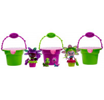 Игровой Набор для выращивания растений с куклами ЦВЕТУЛИ Т15834