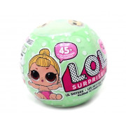 Кукла сюрприз в шаре LOL Lil sisters с аксессуарами (2 серия)