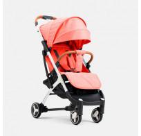 Прогулочная детская коляска Yoya Plus 3 2019, красный (черно-белая рама)