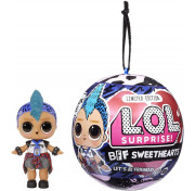 Кукла LOL Surprise Limited Edition BFF Sweethearts Punk Boi с 7 сюрпризами 574453