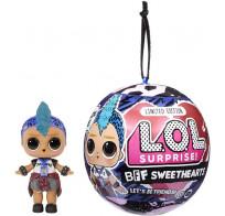 Кукла LOL Surprise Limited Edition BFF Sweethearts Punk Boi с 7 сюрпризами 574453