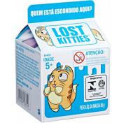 Lost Kitties игровой набор с котенком в закрытой упаковке