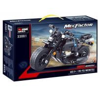 Конструктор Jisi bricks (Decool) MecFactor - Мотоцикл Umbra 265 деталей 33001