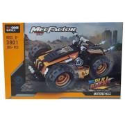 Конструктор Decool Jisi bricks MecFactor Квадроцикл 265 деталей 3801