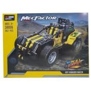 Конструктор Decool Jisi bricks MecFactor - Внедорожный гонщик 392 детали 3806