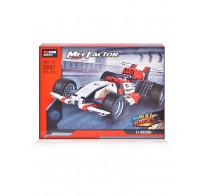 Конструктор Decool Jisi bricks MecFactor - Формула F1 377 деталей 3807
