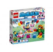 Конструктор Lego Party time Unikitty! - Вечеринка 214 деталей 41453