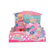 Игрушка Bouncin' Babies Кукла Бони 16 см с машиной