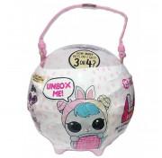 Кукла ЛОЛ Большой Питомец Зайка Хоп Хоп 4 серия Декодер 552246, LOL Biggie Pets Hop Hop