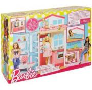 Игровой набор Mattel Barbie Самолет для путешествия DRM53