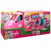 Игровой набор Mattel Barbie GDG76 Барби Самолет мечты