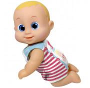 Игрушка Bouncin' Babies Кукла Баниэль 16 см ползущая