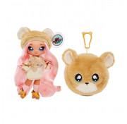 Кукла Na Na Na surprise Медвежонок Sarah Snuggles, 1 серия (круг)
