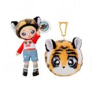Кукла Na Na Na surprise Мальчик-тигр CJ Cuddles, 1 серия (ромб)