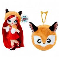 Кукла Na Na Na surprise Roxie Foxy Лиса Рокси Фокси, 1 серия (треугольник)