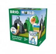 BRIO Smart Tech Набор туннелей 33935