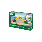 BRIO Ж/д переезд, на магнитах 33750