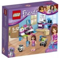 Конструктор Lego Friends 41307: Лаборатория Оливии